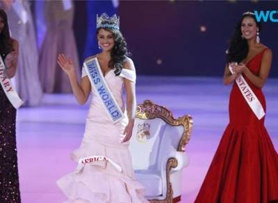 News video: Miss World 2014: Glitter, Gowns and South Africa's Crown