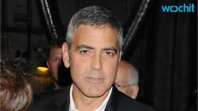 News video: George Clooney Can't Handle Bad Reviews
